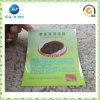 Étiquettes auto-adhésives adaptées aux besoins du client d'autocollant de papier glacé (JP-s065)