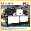 Doubles réfrigérateurs d'échangeur de chaleur de compresseur de vis