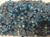 De blauwe Hete Hete Moeilijke situatie Strassaaa van de Bergkristallen van de Moeilijke situatie