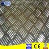 알루미늄 Stair Checker 격판덮개 3003 H14/H24 간격 2.5mm