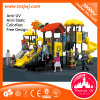 Playground commerciale Structures Play Slide Outdoor Toys a Guangzhou