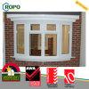 Buona finestra insonorizzata del PVC dell'arco di stile europeo