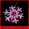 CE Rohsled Christmas Motif Light Snowflake Light Decoration di 2m High