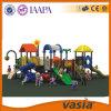 2016 de OpenluchtApparatuur van de Speelplaats van de Jonge geitjes van de Reeks van het Kasteel Vasia (VS2-6085B)