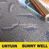 Suelo antirresbaladizo durable del tecleo del vinilo de la serie de la alfombra