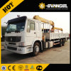 XCMG SQ20SK3Q Telescopic Boom Truck Mounted 20t Crane