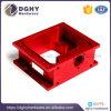 O CNC fêz à máquina peças sobresselentes mecânicas anodizadas aço de alumínio/inoxidável da trituração
