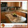 Оптовый естественный черный Countertop кухни/ванной комнаты гранита