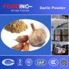 Chinesischer frischer weißer Knoblauch und entwässertes Knoblauch-Puder