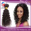 Уток волос естественных волос девственницы Remy надкожицы цвета Weft бразильский (HBWB-A585)