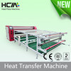 Macchina automatica di scambio di calore del rullo dello schermo di tocco di stampa variopinta industriale del fabbricato
