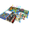 Cour de jeu gonflable de ville d'amusement de parc d'océan