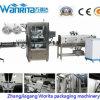 Автоматическая машина для прикрепления этикеток втулки сокращения завалки бутылки любимчика (WD-S150)