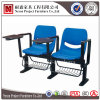Пластичный общественный стул кино аудитории Seating с пусковой площадкой сочинительства (NS-WH2088)