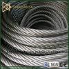 Гальванизированный и нержавеющая сталь кабель