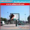 Im Freien Verschieben- der Bildschirmanzeigenizza Auslegung-einfacher installierender Aluminiumprofil-Anschlagtafel-heller Kasten