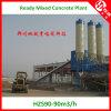 Top10 Hzs90 1.5cbm Concrete het Groeperen Installatie (90m3/h)