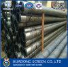 Tubi perforati utilizzati per i pozzi che perforano con i filetti della STC