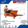 Pompe de pulvérisation concrète de mortier semi-automatique chaud plâtrant la machine