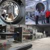Riga d'isolamento termica dell'espulsione del tubo del rivestimento del tubo del PE (855-1380mm)