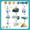 Usine modulaire de granule d'alimentation pour la machine chaude de granule d'alimentation de vente