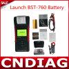 Installation de batterie initiale du lancement Bst-760 Appareil de contrôle-Ea