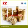 Pedaços de Perfuração de Carboneto com Alta Qualidade da Zz Hardmetal