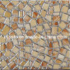 Wall와 Floor Paving를 위한 브라운 Glass Mosaic Tiles