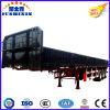 2016オーストラリアの熱い販売3axles/12tyres側面か側板または塀の実用的な貨物トレーラー