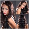 Парик 100% шнурка человеческих волос Remy части волос Remy незримый (L11020)