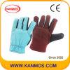 Перчатки цвета радуги Зашито Хлопок промышленной безопасности работы (41019)