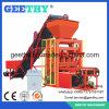 Qtj4-26c Manufanturing pequeno faz à máquina a máquina oca concreta do tijolo do bloco