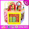 2014 Wooden novo Beads Toy para Kids, Colorful Beads Toy para Children, Multi-Function Wooden String Beads Toy para Baby W11b055