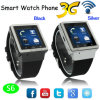 base double carte sim bluetooth android montre téléphone intelligent ( S6 )