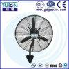 Ventilador de oscilação industrial da montagem da parede da velocidade elevada