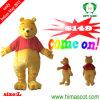 Olá! En71 Winnie Pooh o traje da mascote