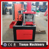 Rolo frio da porta do obturador do rolo que dá forma fazendo a máquina