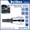 el 1/4 Dr. Bits Socket de  3/8' el 1/2  para las herramientas de la reparación