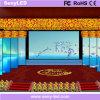 Nahtloser druckgießender farbenreicher LED-Bildschirm für das Stadiums-Hintergrund-videobekanntmachen