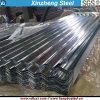 Corrugated гальванизированная стальная плита в катушке Dx51d+Z