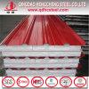 軽量の台形Prepainted鋼鉄屋根ふきシート