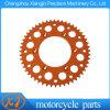 Ruote dentate Chain della bici del pozzo della bici della sporcizia del motociclo della lega di alluminio di CNC