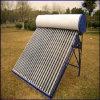 De alta presión de vacío solar del tubo calentador de agua caliente