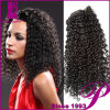 Kinky Curly Afro Human Hair Wigs for Black Women (HL11322)