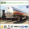 48000L remorque d'utilitaire d'essieu double de remorque de réservoir de stockage de pétrole de l'aluminium 5083