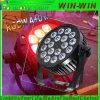 Amerikaanse Slimpar 56 PARI RGBW DMX kan Lichten