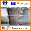 Berufsproduktion heißes BAD galvanisierte Plattform Steelcase, das Maschine bildet