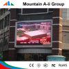 P10 schermo di visualizzazione del segno di pubblicità esterna LED