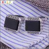 A camisa das ligações de punho do noivo Cuffs os botão de punho novos (Hlk31372)