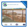 4 ' x50 Orange Winter Barrier Fence